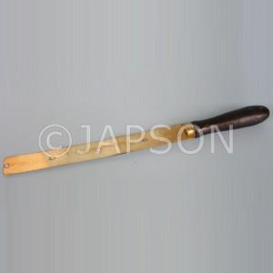 Bimetallic Strips with a Wooden Handle
