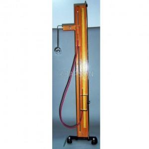 Charles Law Apparatus