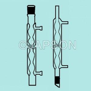 Condenser for Soxhlet Apparatus, Allihn