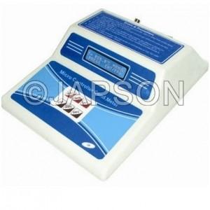 Dissolved Oxygen Meter, Microprocessor Based