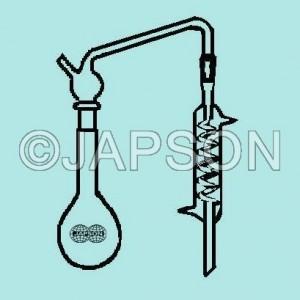 Distillation Apparatus, Ammonia