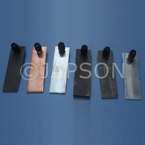 Electrodes Plates (Carbon/Copper/Lead/Zinc)