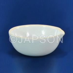 Evaporating Dish, Round Form