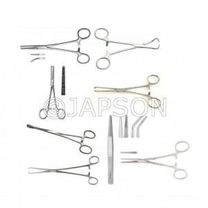 Forceps, More Types