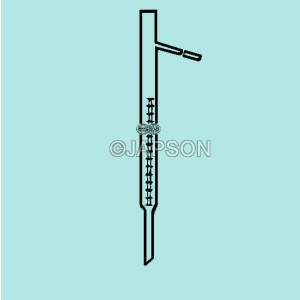 Fractionating Column, Rod and Disk Pattern