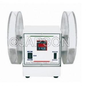 Friability Test Apparatus, Digital, Double Drum
