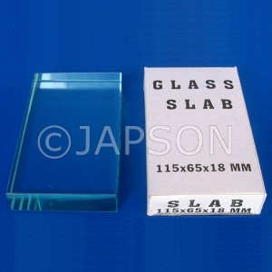 Glass Block Rectangular