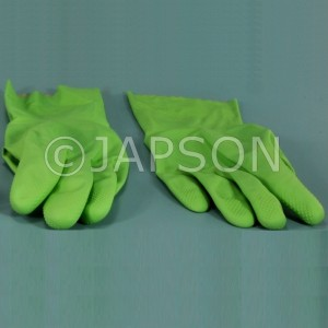 Gloves, Rubber
