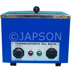 High Temperature Oil Bath, Economy
