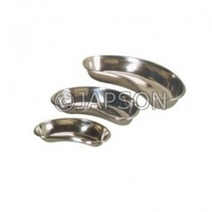 Kidney Tray / Emesis Basin, Stainless Steel