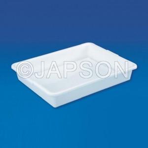 Laboratory Tray, Plastic