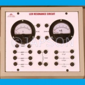 LCR Resonance Apparatus