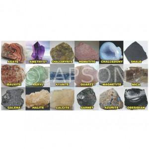 Loose Specimens, Rocks