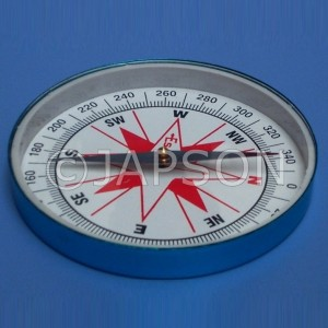 Magnetic Plotting Compass