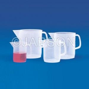 Measuring Jugs (Euro Design), Plastic