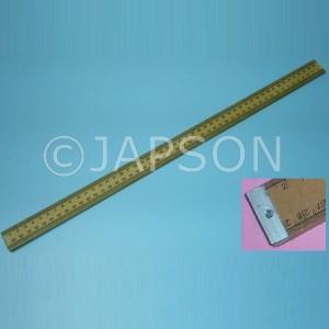Meter Rule, Hard Wood