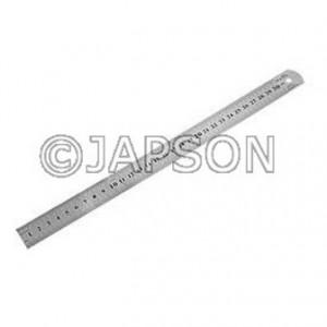 Meter Rule, Stainless Steel