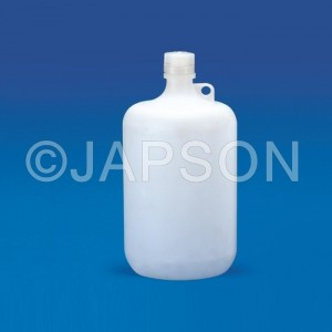 Narrow Mouth Bottle, Plastic