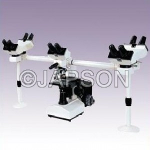 Penta Head Multi Viewing Microscope