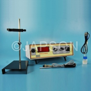 pH Meter Scale, Bench Type