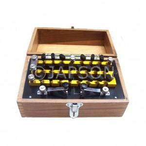 Post Office Box-Plug Type (Constantan & Manganin Coil)