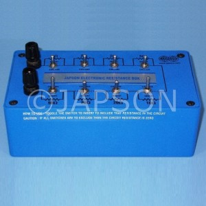 Resistance Box, Electronic Type