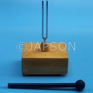 Resonance Box with Tuning Fork