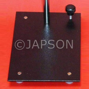 Retort Stand, Sheet Type with Leveling Screw