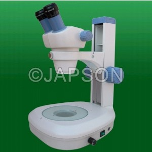 Stereo Zoom Microscope 30 degrees with LED (1:4)