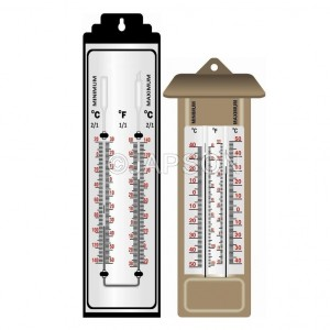 Thermometer, Maximum & Minimum