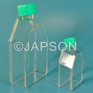 Tissue Culture Flask with Filter Cap