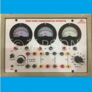 Voltage Stabilization Characteristics of Zener Diode