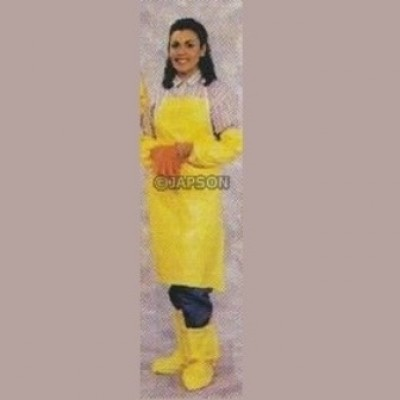 Acid Proof Aprons, Lab Coat, Pants, Shoe Covers and Sleeves