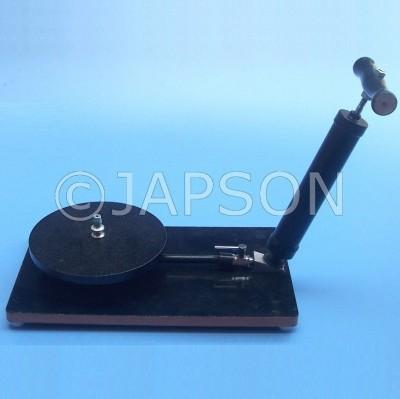 Air Pump (Vacuum Pump with Aluminium Plate)