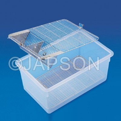 Animal cage (Twin Grill)