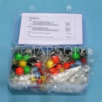 Atomic Model Set, 60 Balls