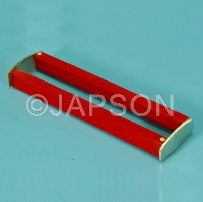 Bar Magnet, Pair, Alnico