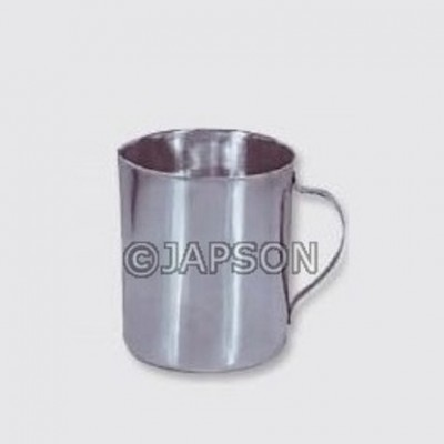 Beaker, Stainless Steel