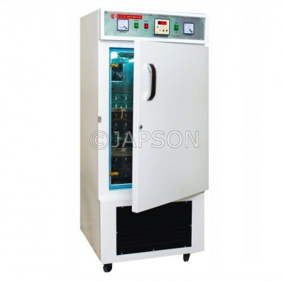 BOD Incubator, Stainless Steel with PID Controller