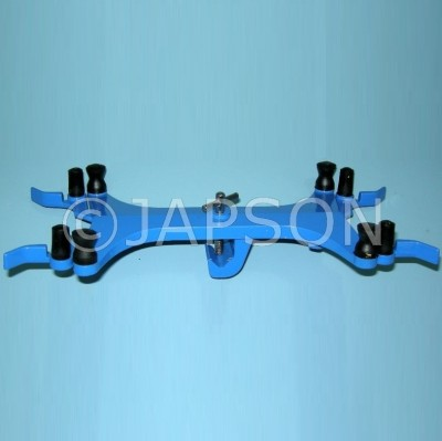 Burette Clamp, Fisher Type, Pressure Die Casting
