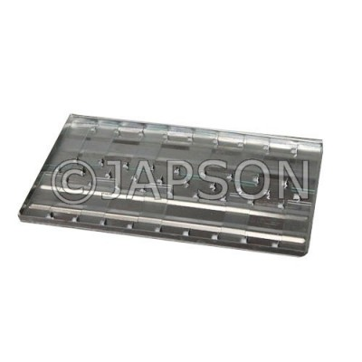 Carrying Tray, Aluminium/Stainless Steel