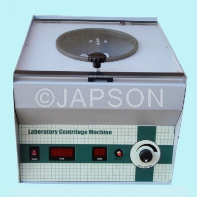 Centrifuge, Digital RPM and Timer, Economy
