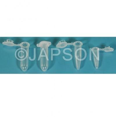 Centrifuge Tube, Micro, Plastic (Dnase/Rnase Free Certified)