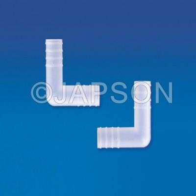 Connectors (L Shaped), Plastic