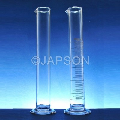 Cylinder, Measuring (Clear Glass)