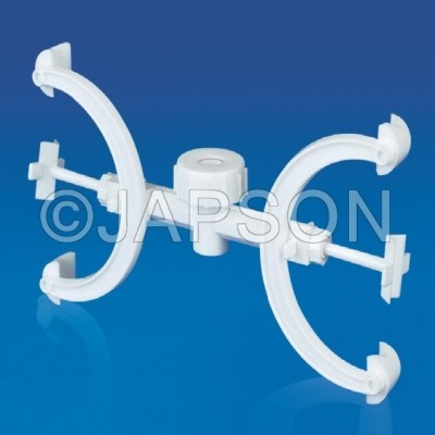 Fisher Clamp, Plastic