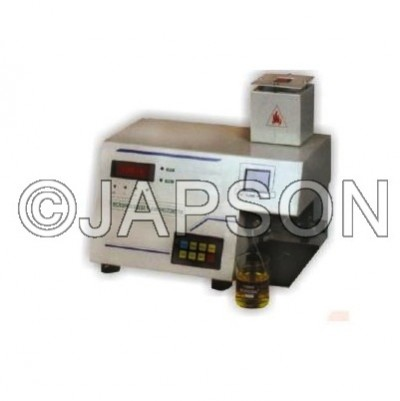 Flame Photometer, Microprocessor Based