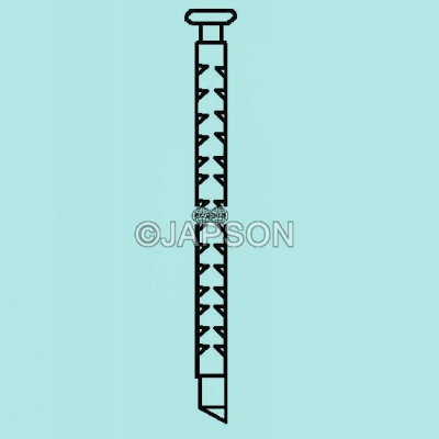 Fractionating Column, Vigreux