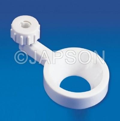Funnel Holder, Plastic