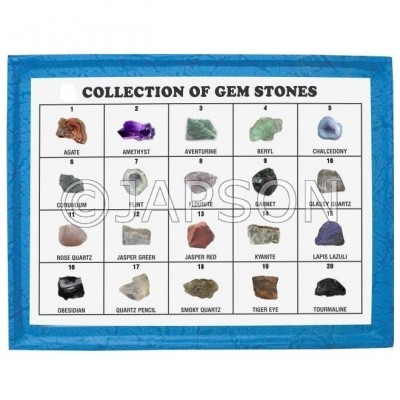 Gems Collection, Set of 20